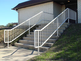 Handrails for Businesses, Companies or Schools