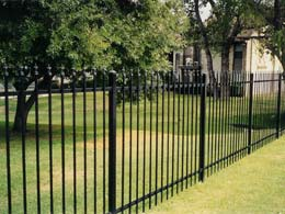 Iron & Metal Fences