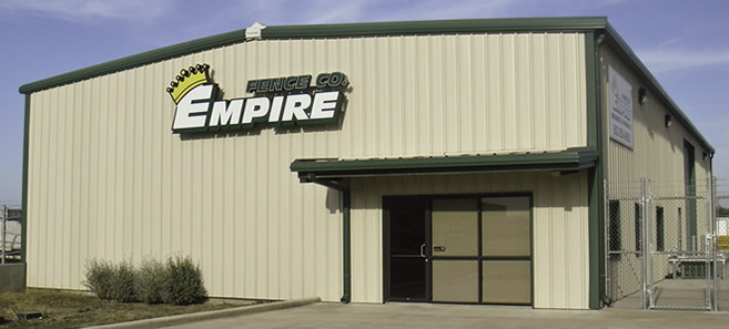 empire fence company leander texas