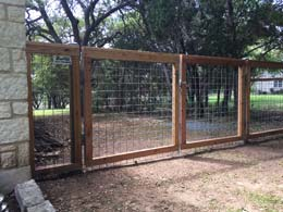 Farm and Ranch Style Fences