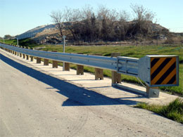 Guardrails for Roads and Parking Lots